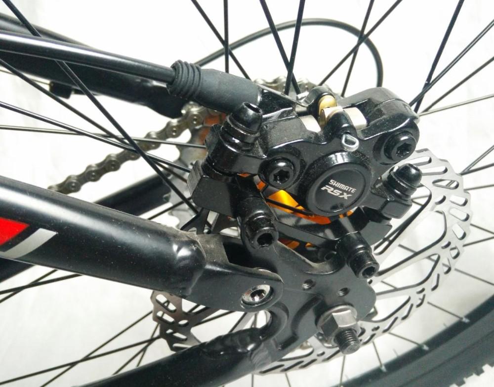 Sale tyre dirt bike   Full suspension  AM/XC    Hydraulic brakes  new cycling bicicleta mountain bike  21/24/27/30 speed  26*17inch 23
