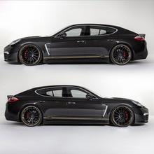 TAIYAO, стильный спортивный автомобиль, наклейка для Porsche, машина Panamera, аксессуары для автомобиля, наклейки и наклейки, авто стикер