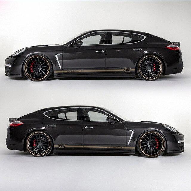 TAIYAO Car Styling Sport Car Sticker For Porsche Panamera