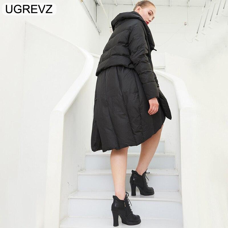 Rembourré Veste Long D'hiver Femelle Manteau Parkas Tops Coton Mode Boutique 2018 Élégante Parka Nouvelle Vêtements 12008 Femmes Chaud SzMpGUqV