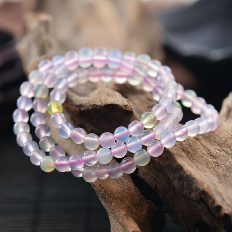yu xin yuan Fine Jewelry Natural Dongling Jade Handmade 16mm Round Beads Fashion trendy Bracelet for Men Jewelry Bracelets Gifts