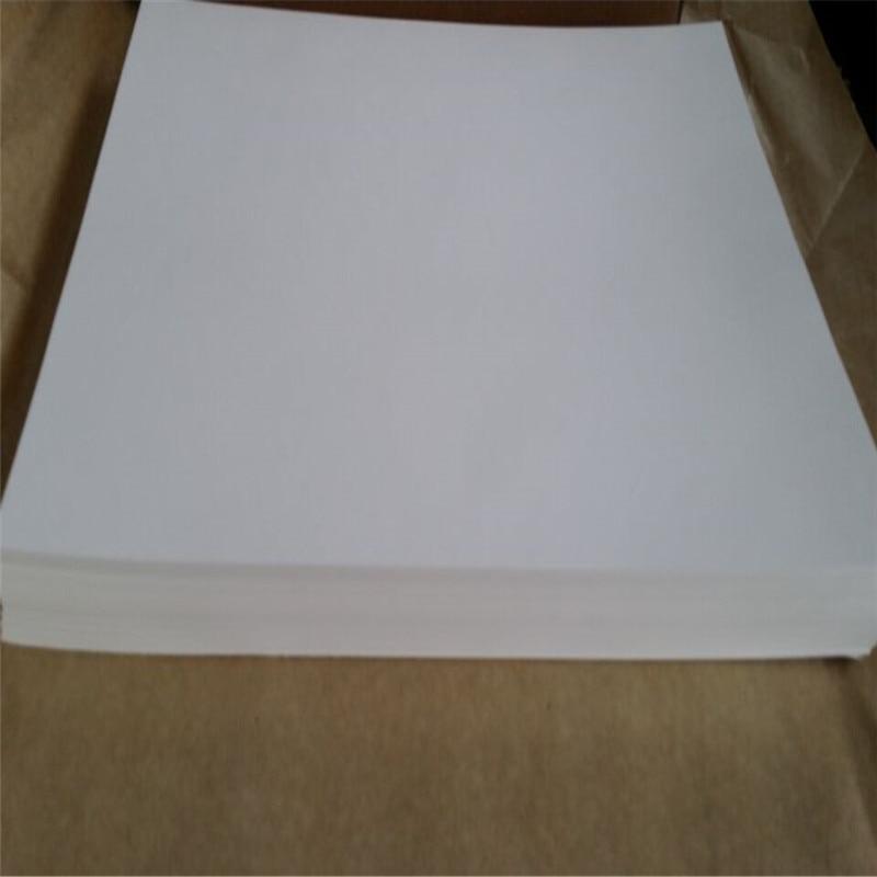 200 Pcs, A4 Size 80g, 100% Cotton Pulp White Business Anti Copy Paper