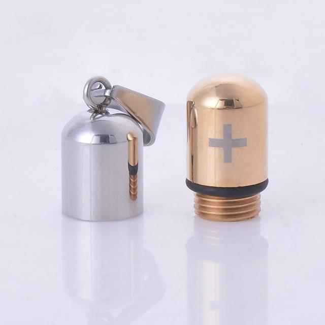 Capsule Styled Urn