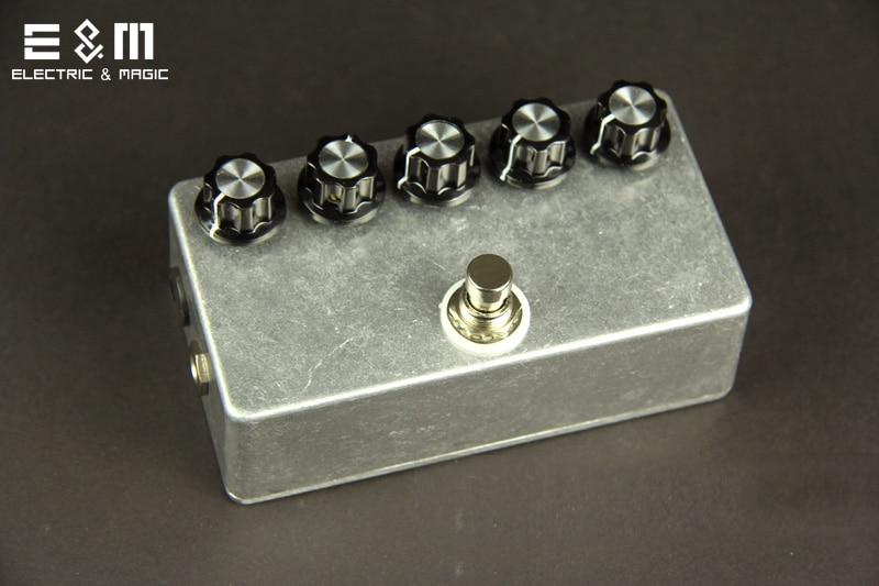 Fuzz Box Distorion Pedal Electric Guitar Effect