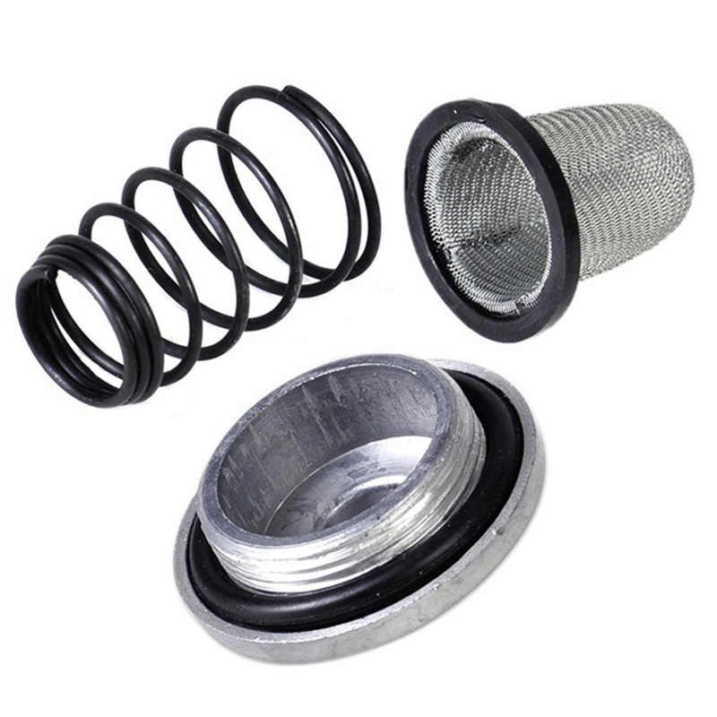 Auto Car Styling Car Accessories Camping Engine Kits Parts Oil Drain Screw Scooter 50 80 50cc to 150cc 125/150