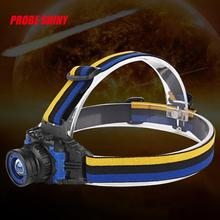 DC 29 Shining Hot Selling Fast Shipping  3000LM XM-L Q5 LED Headlamp Headlight Flashlight Head Light Lamp