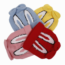 2019 Baby Hat Rabbit Ears Cotton Kids Hats & Caps for Newborn Photography Props Cap