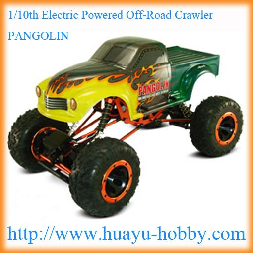 HSP 94180 RC Electric Truck 2ch 2 4G Radio Control 1 10th 4WD EC Powered Off