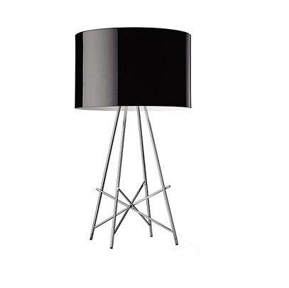A1 американский творческий Алюминиевый четыре вилка лампа современный минималистский исследование личности гостиная спальня стол лампы фо...