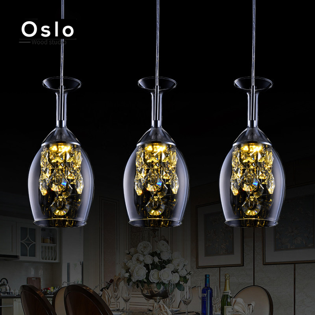 Kitchen 0 Crystal Home Deco Pendant Lights Us55 Bar Hanging Scandinavian In Wine Loft Glass 50Off Minimalist modern Led Lamp Light zMVqGUSp