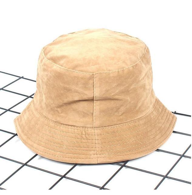 0be28942b Aliexpress.com : Buy 2018 New Autumn Winter Bucket Hat Velvet Unisex  Fashion Bob Caps Hip Hop Gorros Men Women panama warm windproof Bucket Hat  from ...