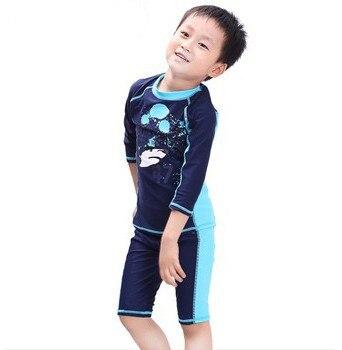 575018c07636 Envío libre del balneario del traje de baño niños niños nadar ...