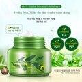 Зеленый чай розлива воды питают нежную кожу крем [крем