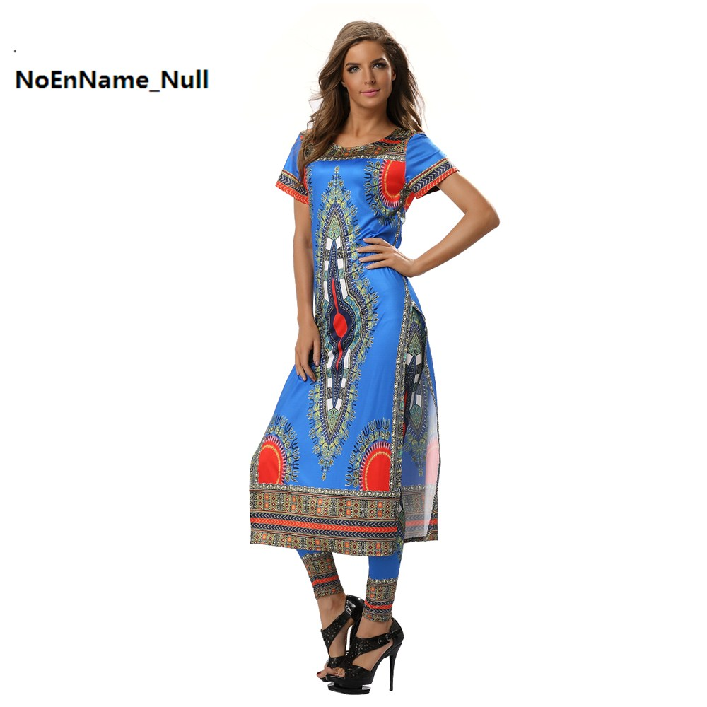 Buy noenname null 2016 african dresses for women dashiki dress pants print in - Dressing modellen ...