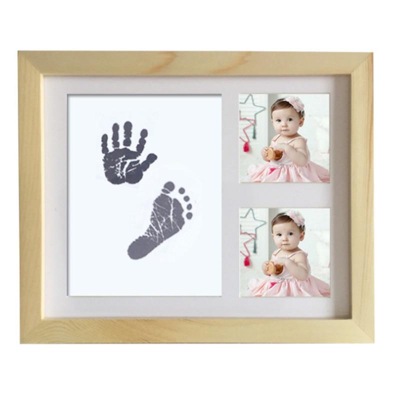 Aliexpress.com : Buy 4 Color Cute Baby Growth Memorial Photo Frame ...