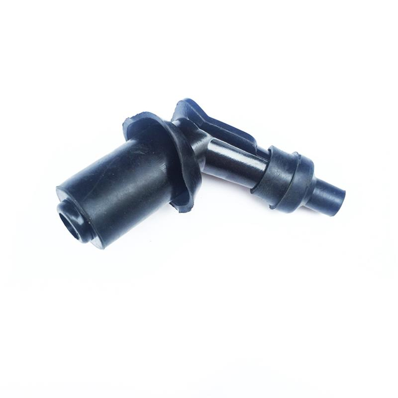 Image 2 - 2pcs Universal Motorcycle Ignition Spark Plug Cap Moped Scooter Dirt Bike Straddle Type Motorcycle Cub Underbone Spare Parts-in Motorbike Ingition from Automobiles & Motorcycles