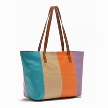 Lager Klar Mode Berühmte Markendesign Frauen Schultertasche Mädchen Getäfelten Weichem leder Reißverschluss Einkaufstasche Lässig Strandtasche