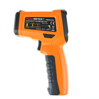 50C 800C Non contact Digital IR Temperature Meter Gun Handheld Laser Infrared Thermometer LCD Display Industry Pyrometer