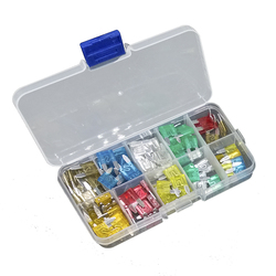 120pcs 1 box new mini auto automotive car boat truck blade fuse box assortment 5a 7.jpg 250x250
