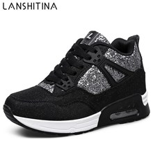 2018 Bling Womens Casual Shoes Spring Autumn Breathable wome