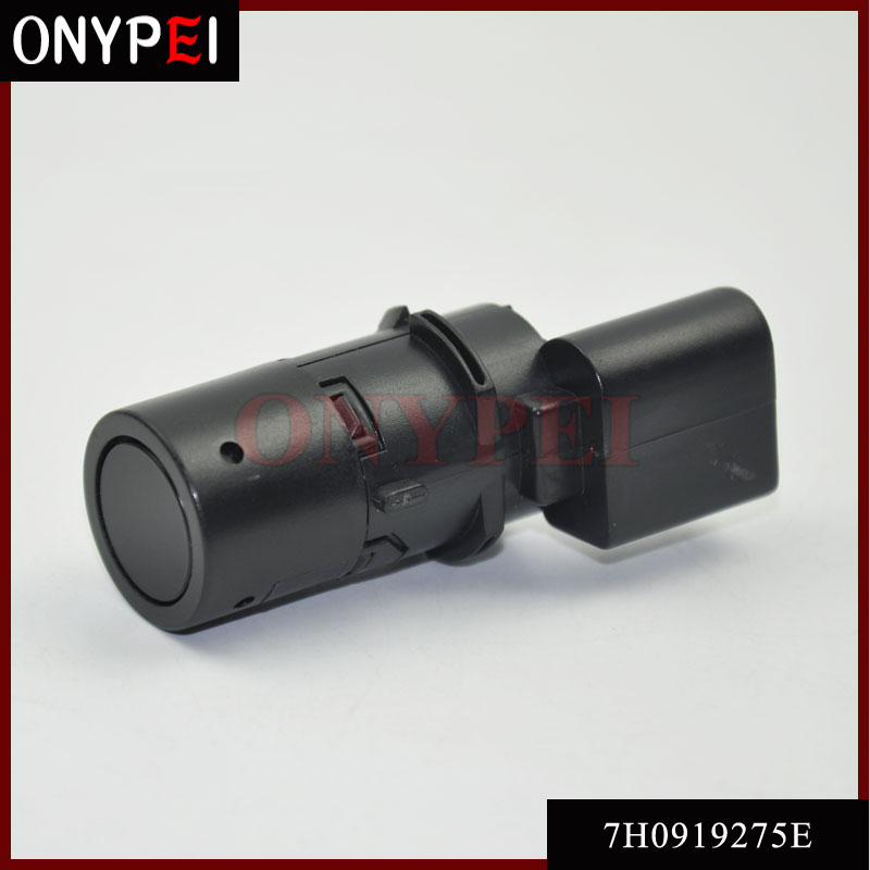PDC Parking Sensor 7H0919275E For Audi Q5 Q7 VW Passat T5 Seat Skoda Octavia 7H0 919 275 E park pilot parking front and rear 8 sensors update 8k pdc ops for skoda mqb octavia