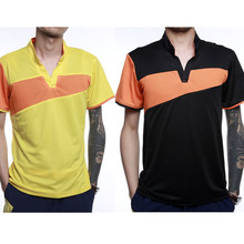 Outdoor Quick Dry T-shirt Men Breathable Sport Polo Shirts Hike Cycling Fishing Tee Shirt Bodybuilding-clothing Camisetas Hombre
