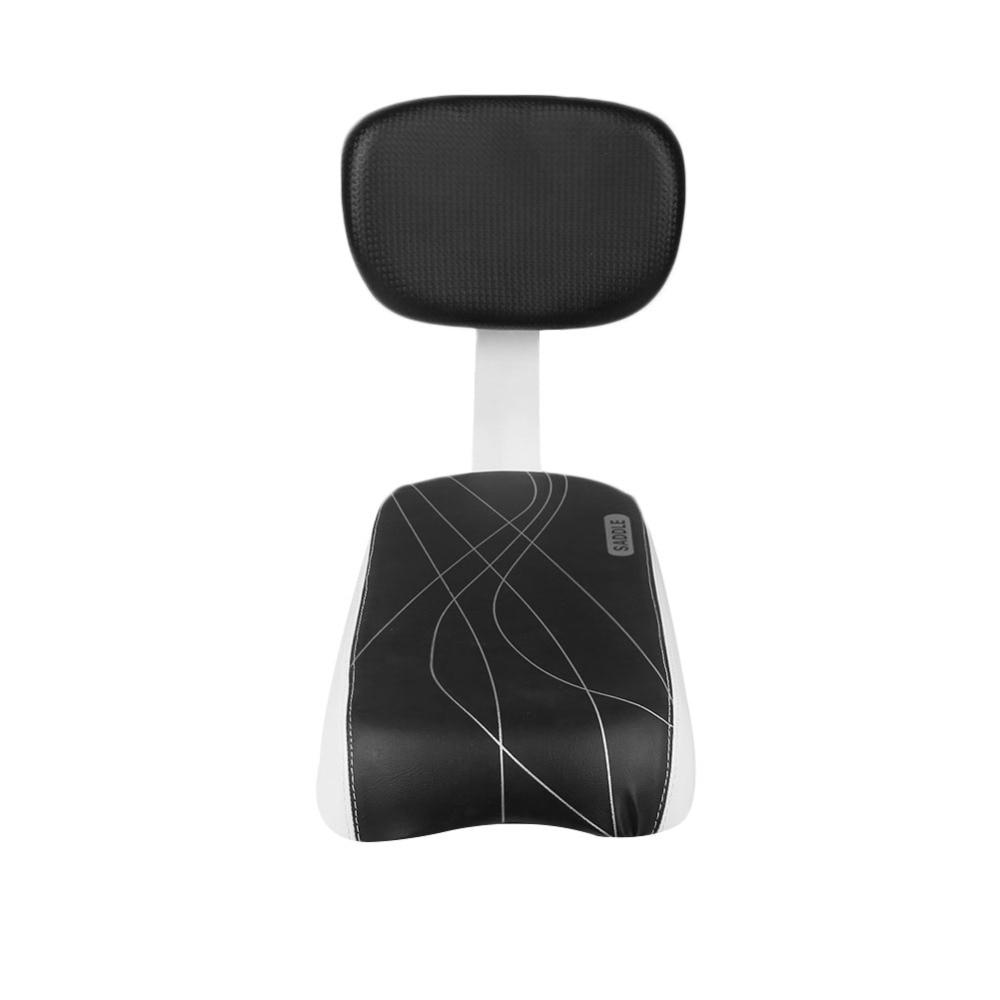 Горный велосипед ПУ кожа заднего сиденья губка Удобная подушка велосипед стул для велосипеда седло ребенка спинки аксессуар