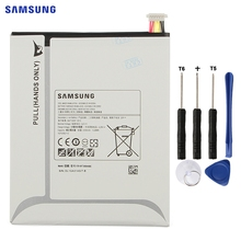 SAMSUNG Original Replacement Battery For EB-BT355ABE Samsung GALAXY Tab A 8.0 Tab5 SM-T355 SM-P350 T350 P355C T355 355C 4200mAh srjtek 8 for samsung galaxy tab a 8 0 t355 t350 sm t355 sm t350 t351 lcd dispaly matrix screen tablet pc monitor replacement