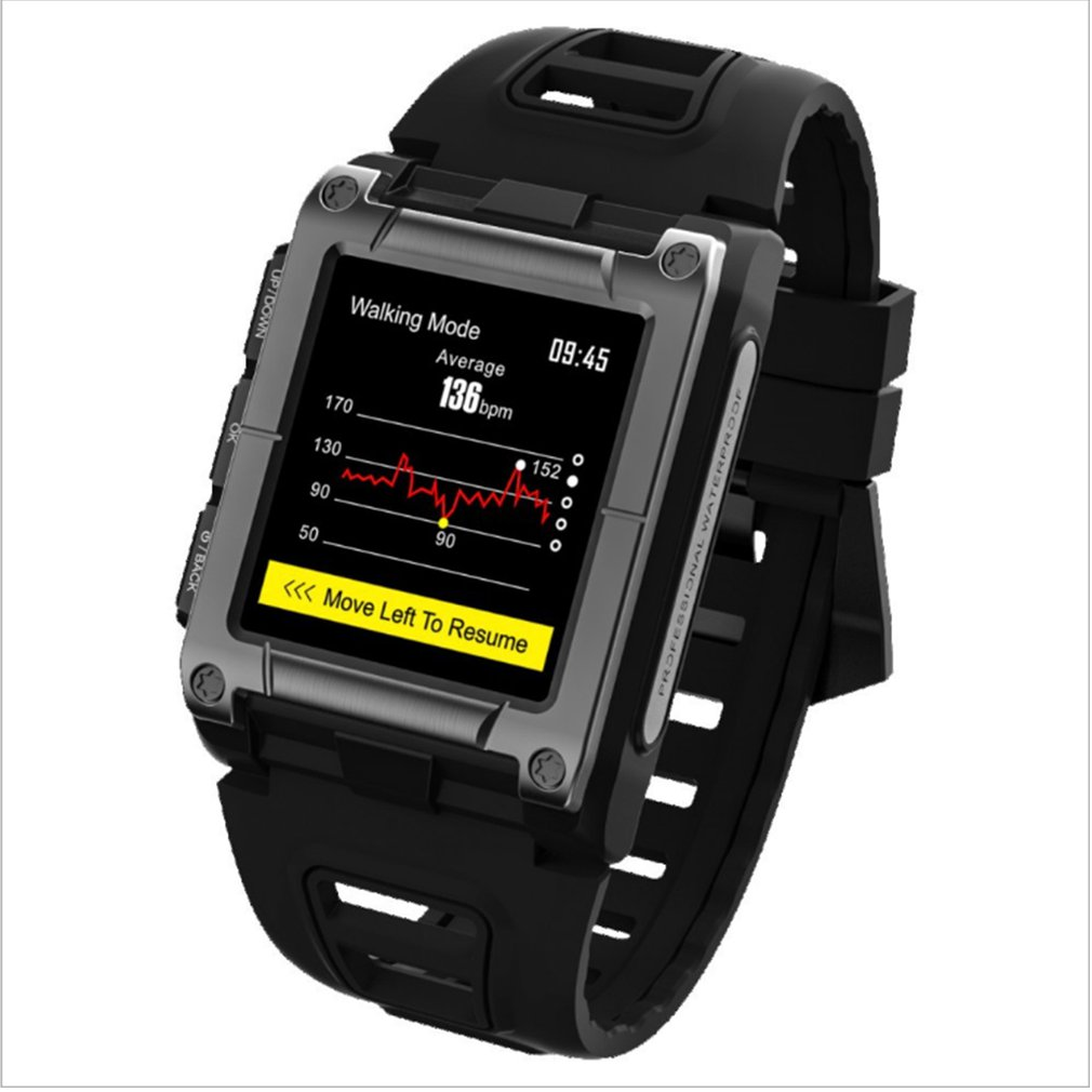 S929 Heart Rate Gps Professional Swimming Watch Color Screen Touch Bluetooth Smart Sports Bracelet Ip68 Waterproof 2019