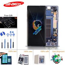 Super AMOLED For Samsung Note 9 LCD Display Touch Scree Digitizer N960F 8
