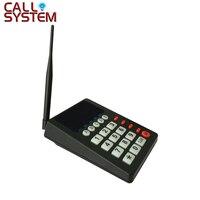 Cep telefonları ve Telekomünikasyon Ürünleri'ten Çağrı Cih.'de Mutfak arayan verici tuş takımı K 999 ekran ve sayı düğmeleri mutfak garson çağrı