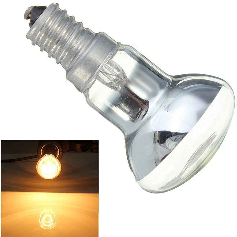 5x SES R39 Screw Lava Lamp Appliance Reflector Lamp 30 w,Light Bulbs