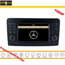 For Mercedes Benz GL-Class X164 2007~2012 – Car GPS Navigation Stereo Radio CD DVD Player 1080P HD Screen Original Design System