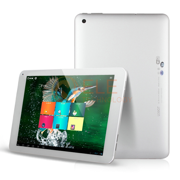 "PLS screen 1920*1280 9"" cube u39gt RK3188 Quad core 1.6GHz 2GB RAM 16GB ROM  5.0MP Bluetooth4.0 android tablet pc"