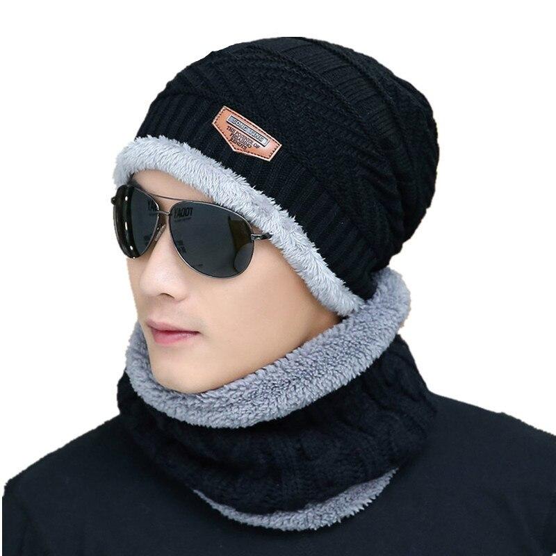 2019 Hot Winter Hats Skullies Beanies Hat Winter Beanies For Men Women Wool Scarf Caps Balaclava Mask Gorras Bonnet Knitted Hat