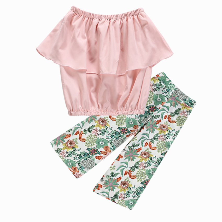 T shirt Tops ink Harem Pants 2pcs Outfits Set 0 2Y Summer Baby Boy Graffiti Outfit Toddler Boys Cartoon Casual in Clothing Sets from Mother Kids
