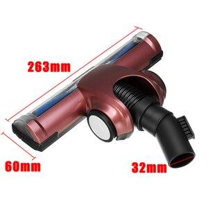 Image 5 - 32mm universal aspirador de pó escova chão cabeça ar driven vácuo tapete escova para dyson dc52 dc58 dc59 v6 dc62