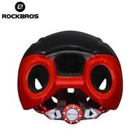 RockBros Aero Cycling Helmet Road Bike Women Men Cycling Ridig Bicycle EPS Breathable Helmets 55 66mm