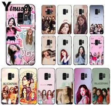 Yinuoda Blackpink Black Pink Lisa Rose DIY Luxury High-end Protector Phone Case For GALAXY s5 s7 edge s8 plus s9 plus s6(China)
