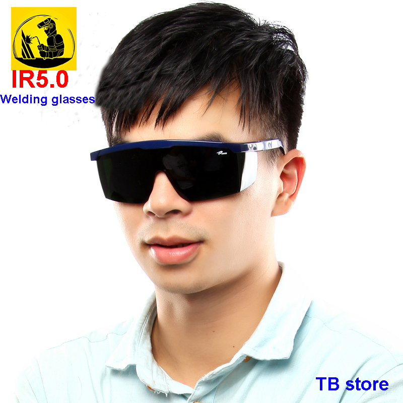 AL026  IR5.0 welding glasses specialty 5.0 Ultraviolet infrared safety goggles welder gas cutting Steelmaking Polished goggles AL026  IR5.0 welding glasses specialty 5.0 Ultraviolet infrared safety goggles welder gas cutting Steelmaking Polished goggles