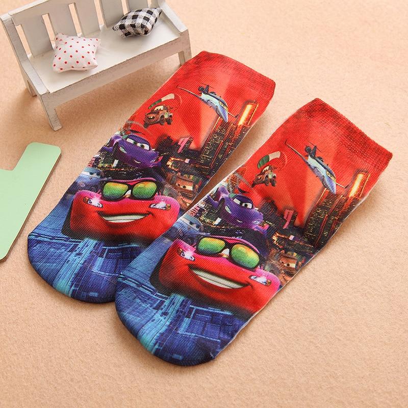 Носки для девочек 4 /plex 3D