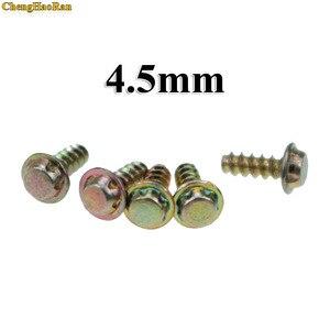 Image 4 - ChengHaoRan 30 pièces haute qualité 3.8mm 4.5mm cartouche boîtier vis pour NGC pour Nintendo GameCube accessoires de jeu