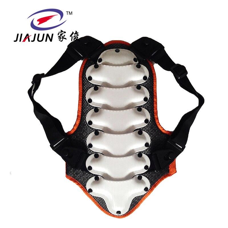 Armure de Sport pour enfants support arrière vélo ski Roller planche à roulettes équestre enfants arrière armure ski forte protection arrière