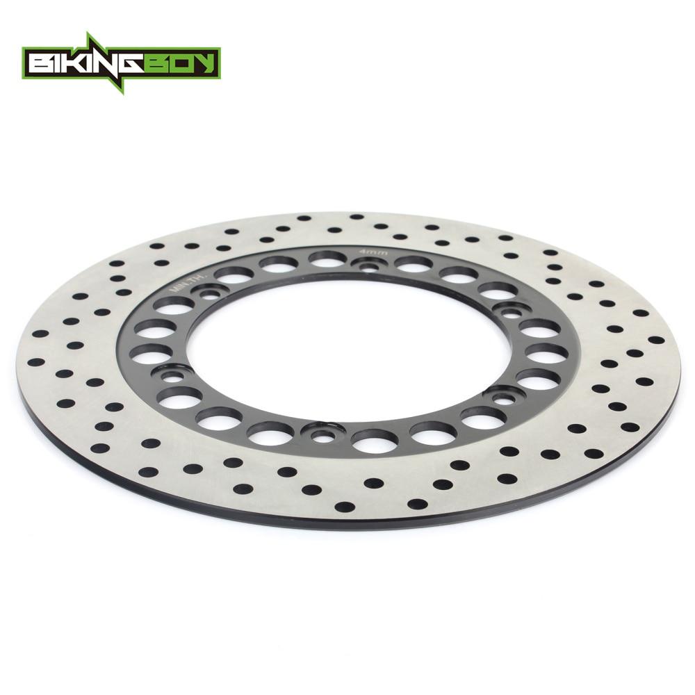 BIKINGBOY Rear Brake Disc Disk Rotor For YAMAHA FRZ 1000 EXUP 89 96 Genesis 87 18
