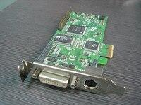 PCI E XPRESS HDการ์ดจับภาพวิดีโอ1080p60-DVI/HDMI/VGA/CVBS/(ห่วงผ่าน)