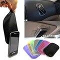 5PCS New Powerful Silica Gel Magic Skin Car Black sticky pad Antiskid Mat Non-slip Auto Anti Slip Cell Phone GPS Mat Holder