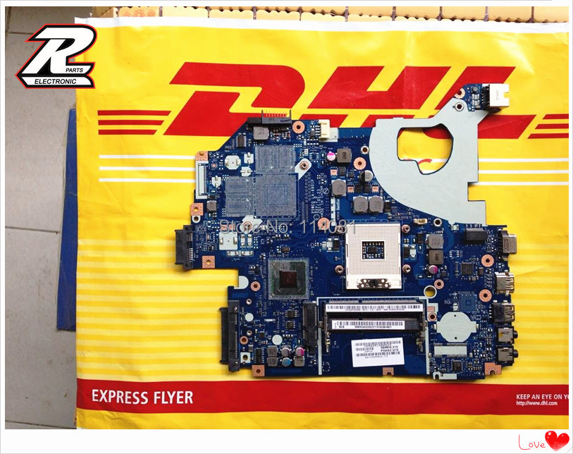 ФОТО P5WE0 LA-6901P Suitable for ACER 5750 MBR9702002 / MBR9702003 Socket PGA989 100% Tested OK