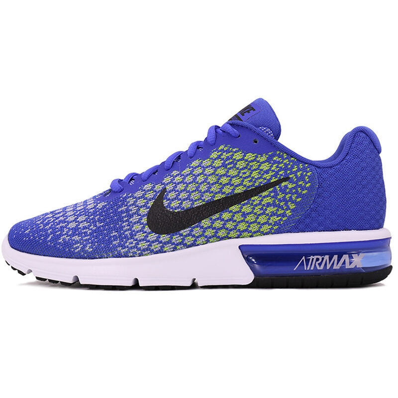 Original New Arrival 17 NIKE AIR MAX SEQUENT 2 Men's Running Shoes Sneakers 22
