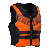 SBART Professional Life Jacket Swim Adult Child Life Vest Colete Salva vidas for Water skiing Sports Swimming Drifting Surfing