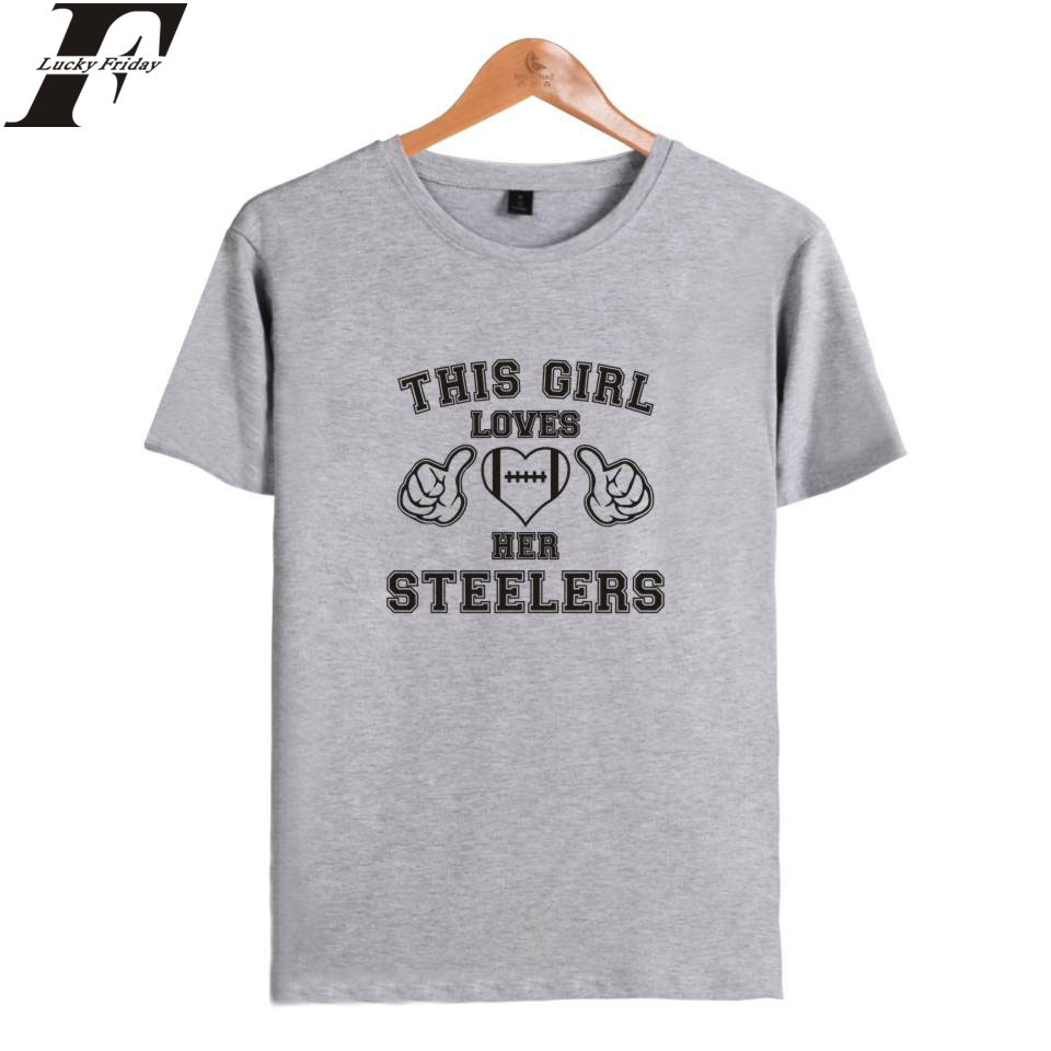 plus size womens steeler shirts